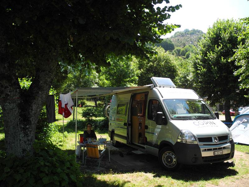 Camping municipal de Gilliaou