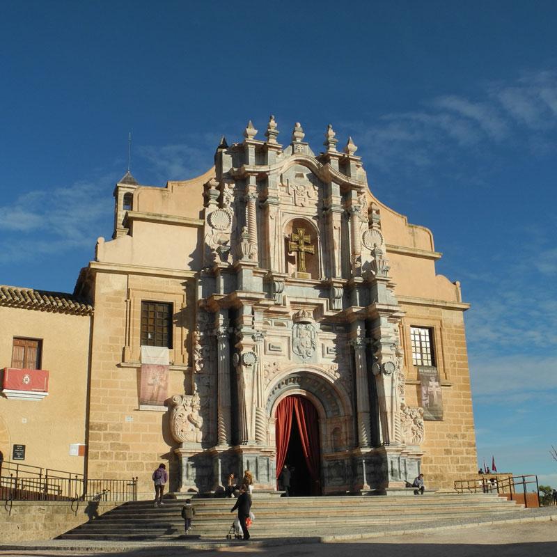 Basilica-Santuaria de la Santisma y Vera Cruz